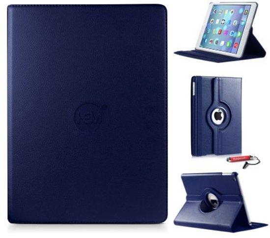 iPad Pro 2018 11‑inch HEM Cover Donker Blauw met uitschuifbare Hoesjesweb stylus