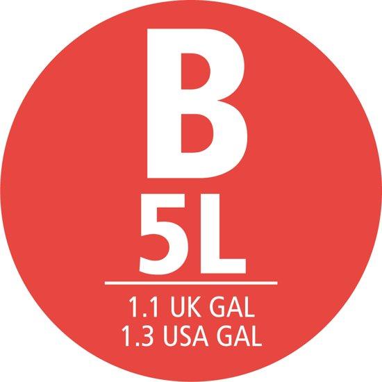 Brabantia Afvalzak Code B - 5 Liter (20 stuks)