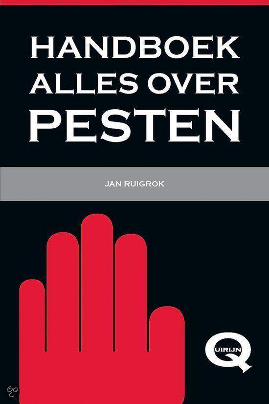 Handboek 'Alles over pesten'