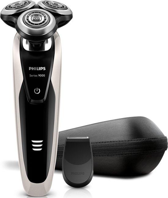 Philips Shaver 9000 serie S9041/12 - Scheerapparaat voor nat/droog in Weardebuorren