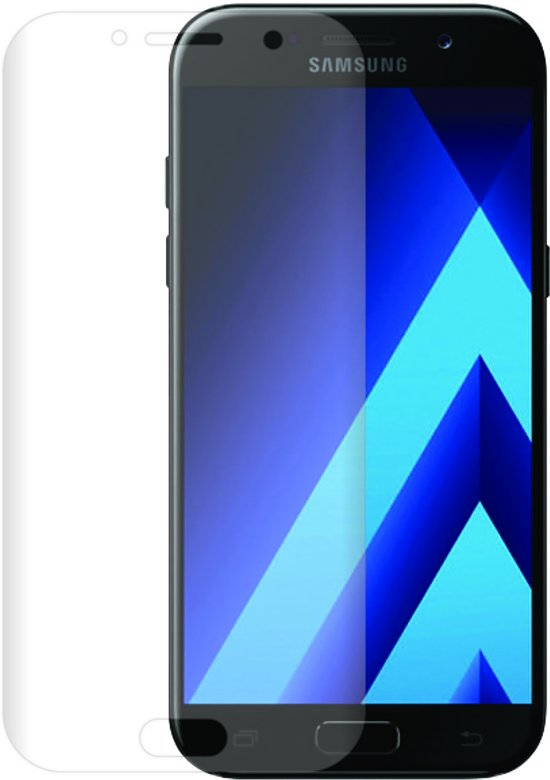 Azuri screen protector Curved Tempered Glass Edge2Edge - voor - Samsung A5 (2017) in Schilde