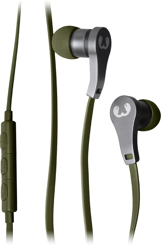 Fresh 'n Rebel Lace Earbuds - in-ear Army