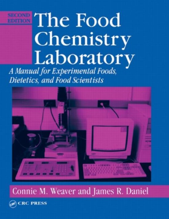 Food chemistry: a laboratory manual by dennis d. Miller (english.