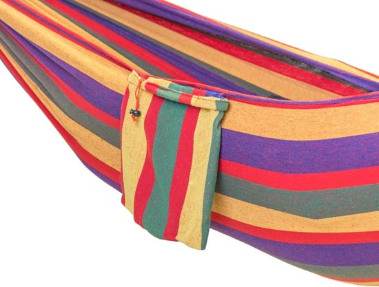"Hangmat -Tortola ""Rainbow"""