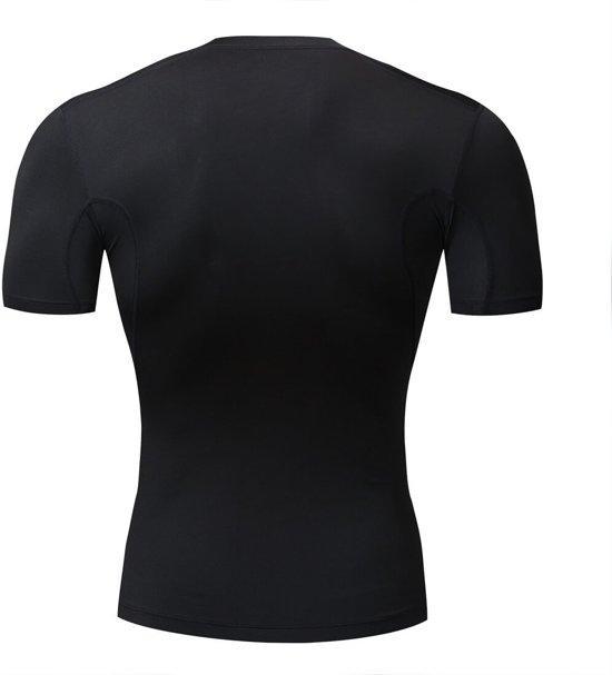 Shirt Wit En leverbaar Heren In Zwart Compressie Gladiator 0UxBwq5Y7