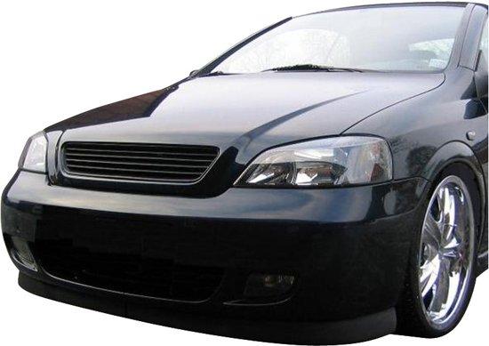 AutoStyle Embleemloze Grill Opel Astra G 1998-2003