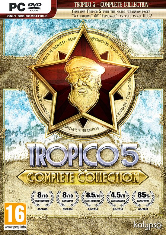 Tropico 5 - The Complete Collection - Windows