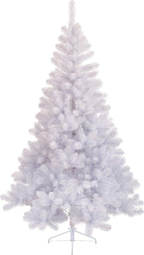 bol.com | Everlands Imperial Pine White witte kunstkerstboom 210 cm ...