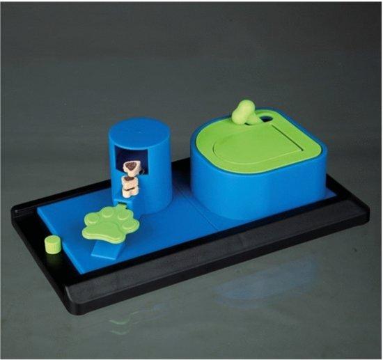 Trixie Dog Activity Poker Box Vario - Honden Intelligentiespeelgoed -hondenpuzzel