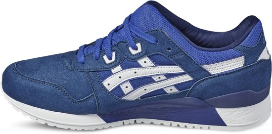Gel Asics De Lyte Iii Des Chaussures De Sport Mixte Pour Adultes - Bleu - 43 Eu ESQCz6m0v