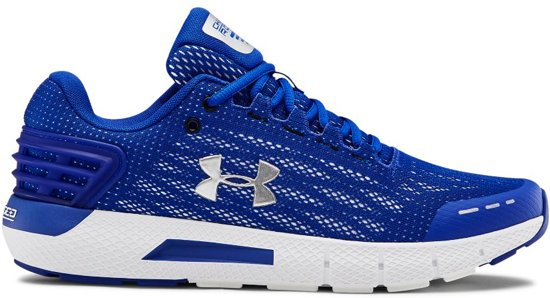 Under Armour Charged Rogue Heren Sportschoenen - Royal - Maat 43