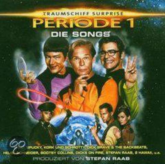 T Raumschiff Surprise-Pe