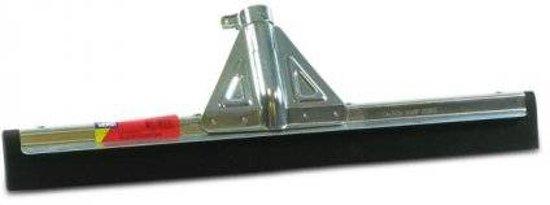 Vloertrekker metaal 45cm waterr.+stokh.