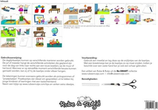 Thumbnail van een extra afbeelding van het spel Rube & Rutje Hoeken van de Klas Klein Formaat