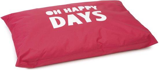 Beeztees Happy Days - Hondenkussen - Roze- 100x70 cm