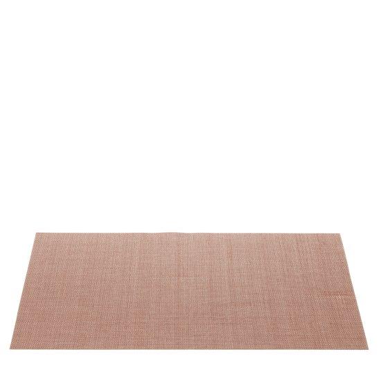 Leonardo placemat - koper metallic - 35x48 cm