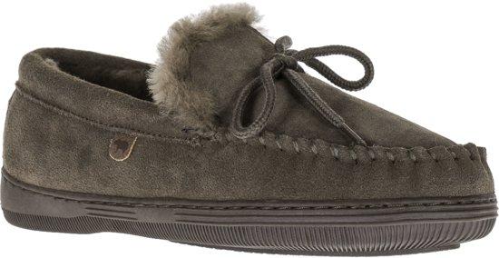 Warmbat Koala dames pantoffels - Bruin - Maat 40