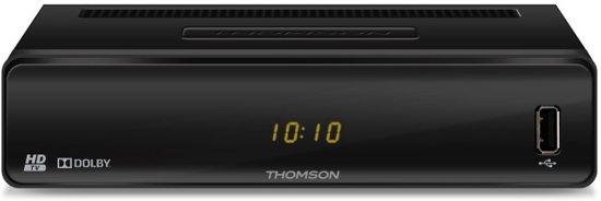 Thomson Ziggo Digitale THC300, DVB-C HD Receiver -TV-ontvanger