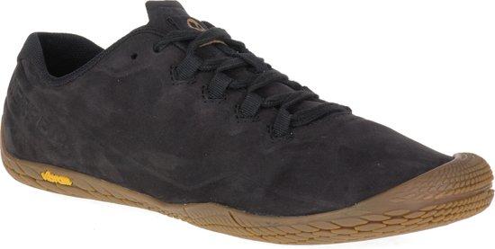Merrell Vapor Glove 3 Luna Leather Sportschoenen Dames - Black