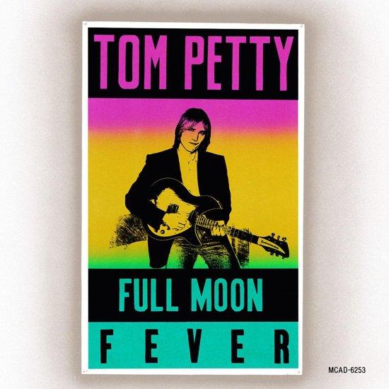 CD cover van Full Moon Fever van Tom Petty and the Heartbreakers