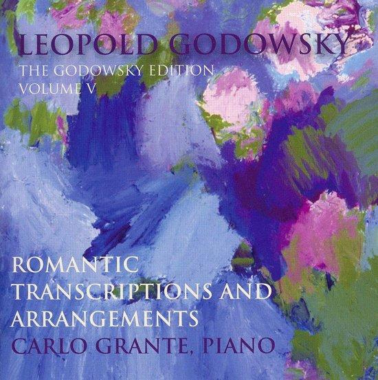 The Godowsky Edition, Vol. V