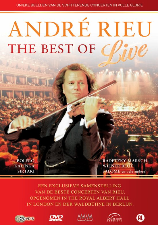 Andre Rieu - The Best Of (Live)