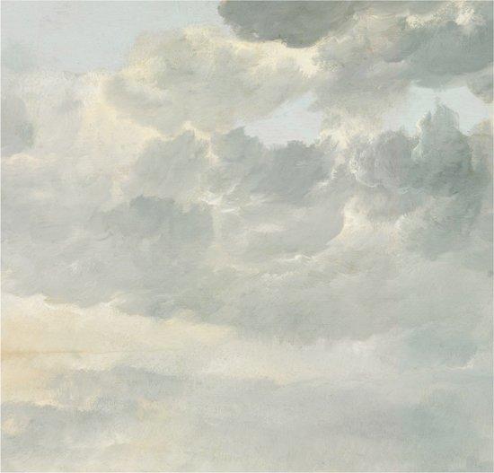 Golden age clouds, fotobehang van KEK Amsterdam, WP-216, 6 baans behang