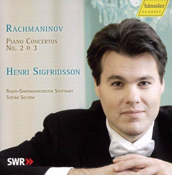 Rachmaninoff: Piano Conc. 2+3