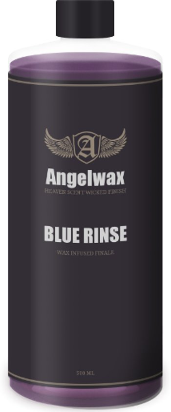 Foto van Angelwax Blue Rinse 3,78L