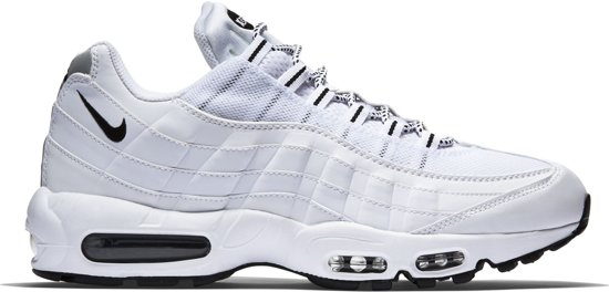 low priced 5826d 4085e Nike Air Max 95 Essential Sneakers Heren - wit - Maat 41