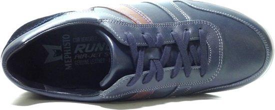 Maat 5 40 Herensneaker Vito Mephisto Marineblauw Lederen ICwYxq8