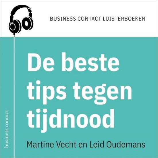 Business Contact luisterboeken - De beste tips tegen tijdnood