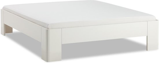 BeterBed Fresh 400 - Bed - Wit - 166 x 207 cm