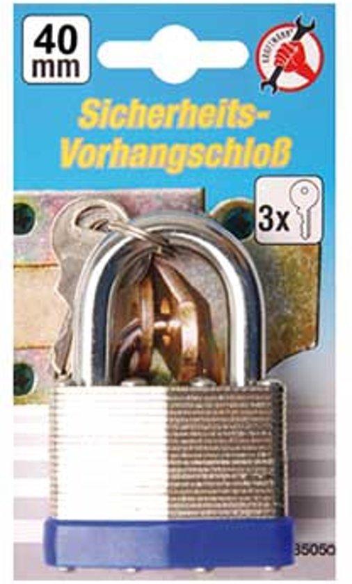 Veiligheids Hangslot - Slot - Hangslot 40mm BGS 85040