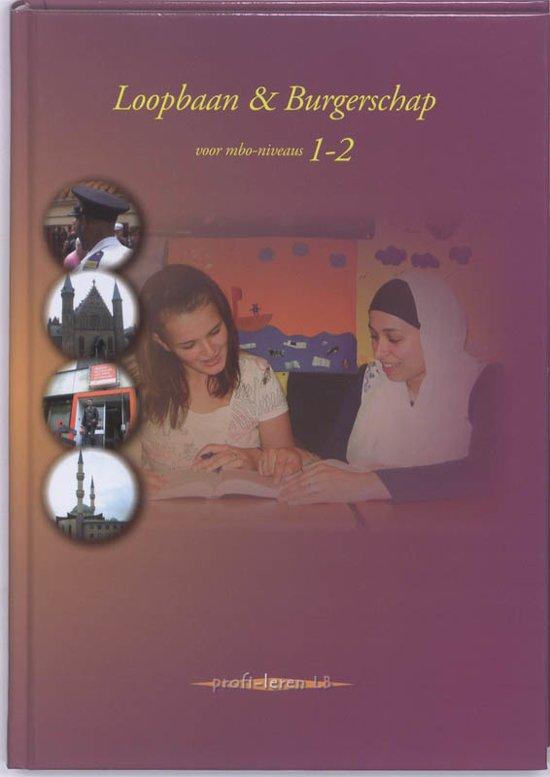 Loopbaan en burgerschap mbo boek