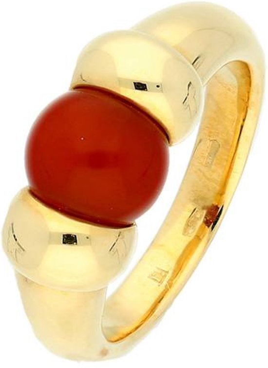 Hildalgo ring met Rode Carneool
