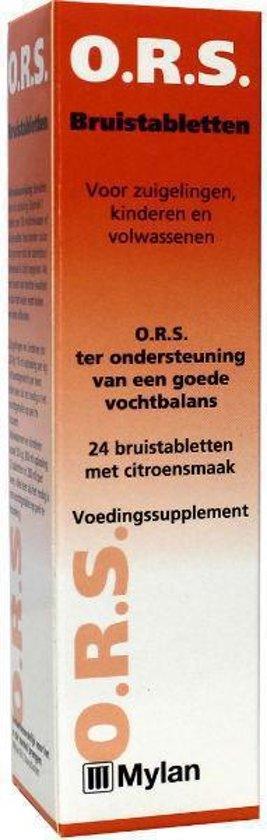 O.r.s bruistabletten 24 st