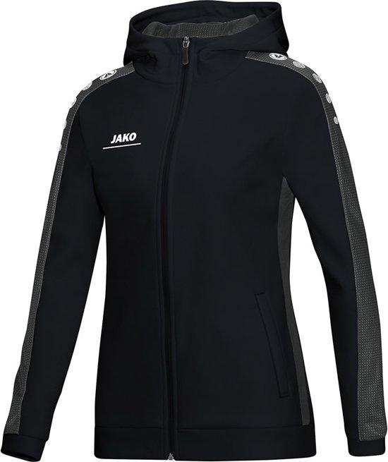 Jacket Dames 38 Striker Hooded Maat Women Jako Tx5aCwHI