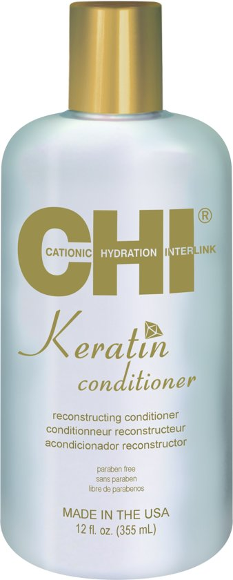 chi keratin conditioner ingredients