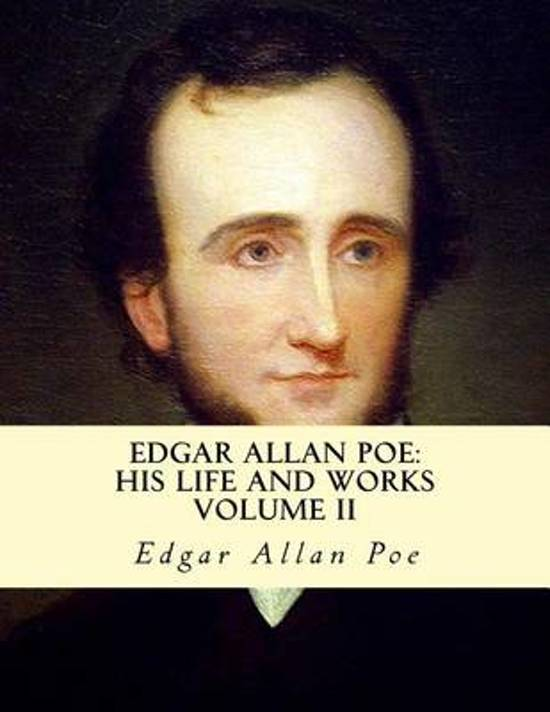 edgar allan poe and his works