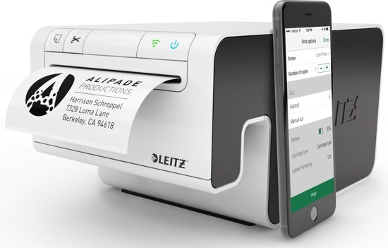 Leitz Icon Smart - Draadloze Labelprinter