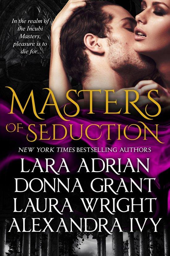 Boek cover Masters of Seduction: Books 1-4 van Lara Adrian (Onbekend)