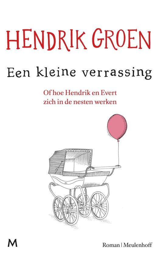 Boek cover Een kleine verrassing van Hendrik Groen (Onbekend)