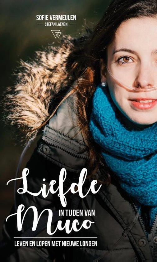 Boek cover Liefde in tijden van muco van Sofie Vermeulen (Paperback)