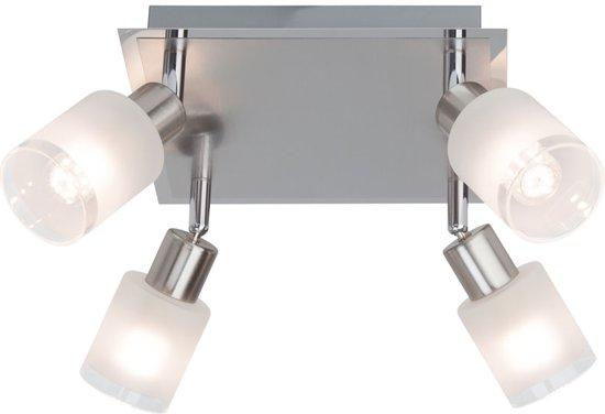 Briljant Lampje Kinderkamer : Bol.com brilliant giorgia plafondlamp chroom