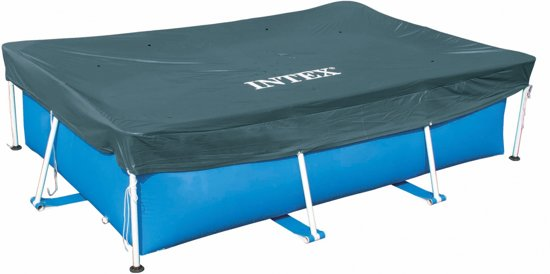 Intex Afdekzeil Rectangular Pool Cover 450 X 220 Cm