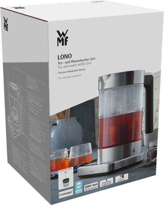 WMF Lono Thee- en Waterkoker 2 in 1