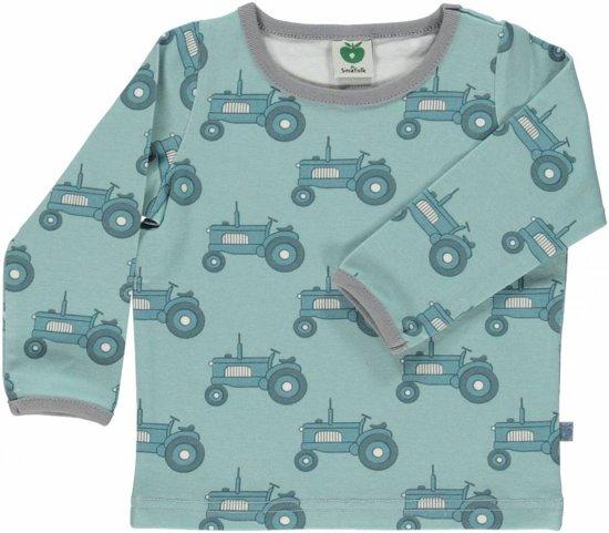 6e77e9bb942a1e Smafolk T-shirt met tractor 56 T-shirt