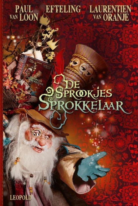 Boek cover De Sprookjessprokkelaar van Paul van Loon (Onbekend)
