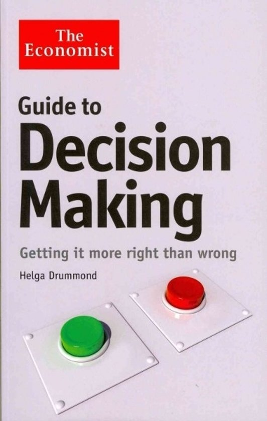 Economist: guide to decision-making